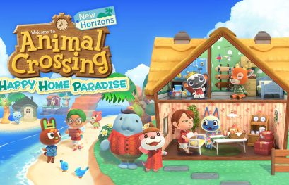 Happy Home Paradise, le DLC payant d'Animal Crossing: New Horizons